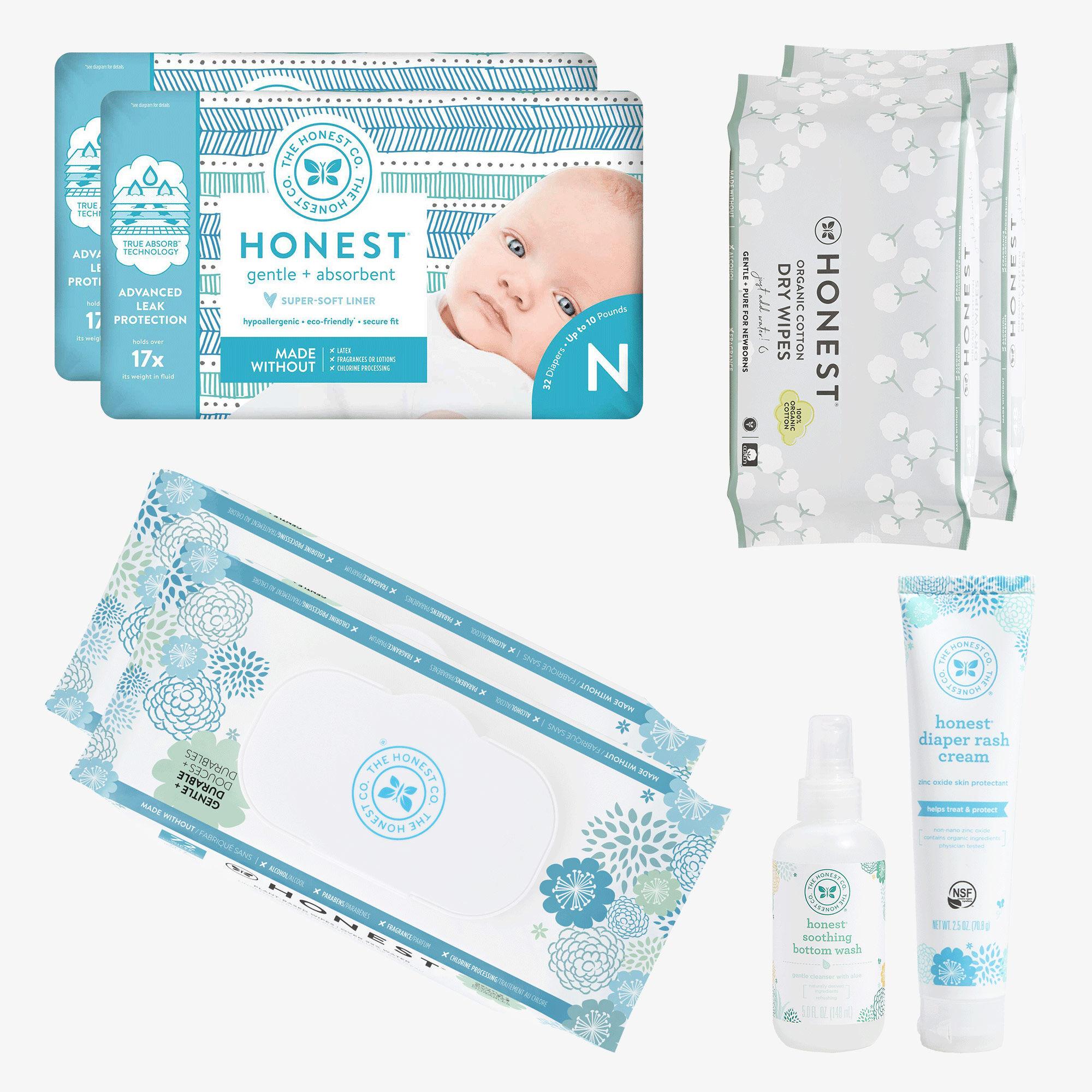 Newborn Diaper Essentials