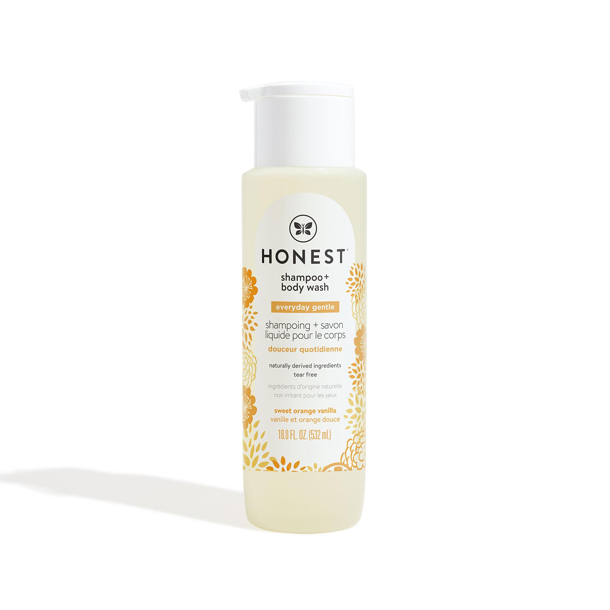 Shampoo + Body Wash, Value Size