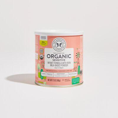 Organic Sensitive Infant Formula