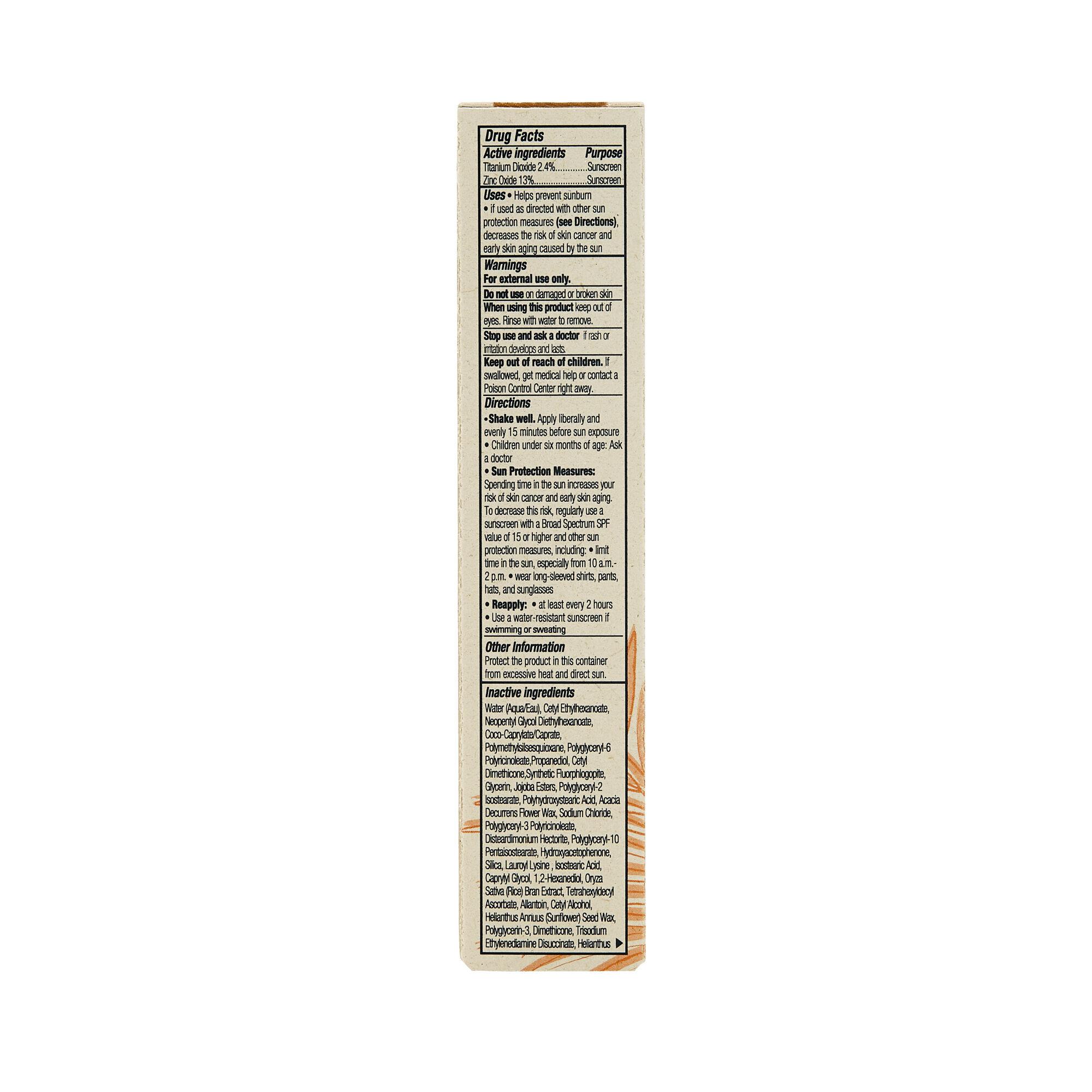 CCC Clean Corrective With Vitamin C Tinted Moisturizer Broad Spectrum SPF 30, Sahara