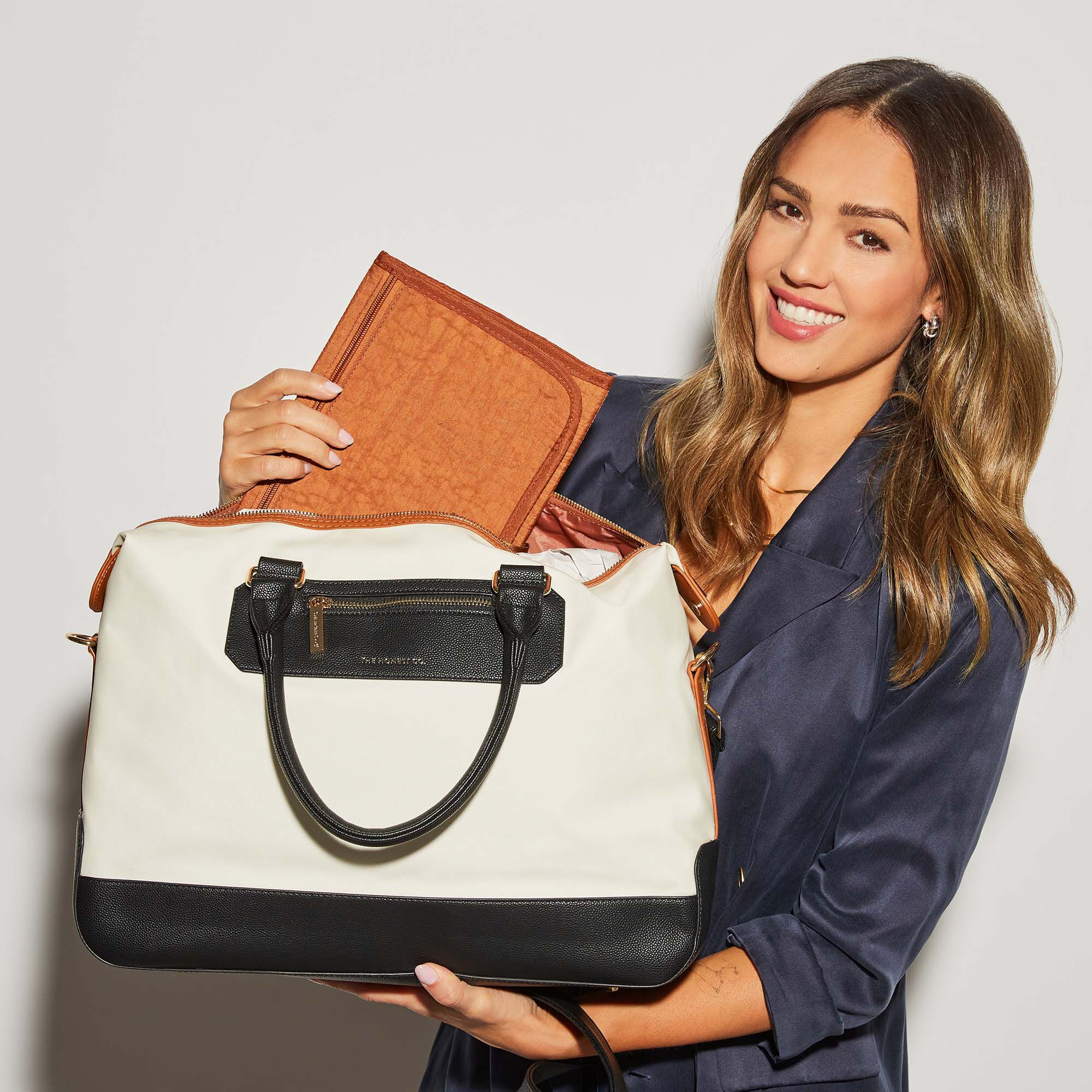Crosstown Carryall Travel Tote
