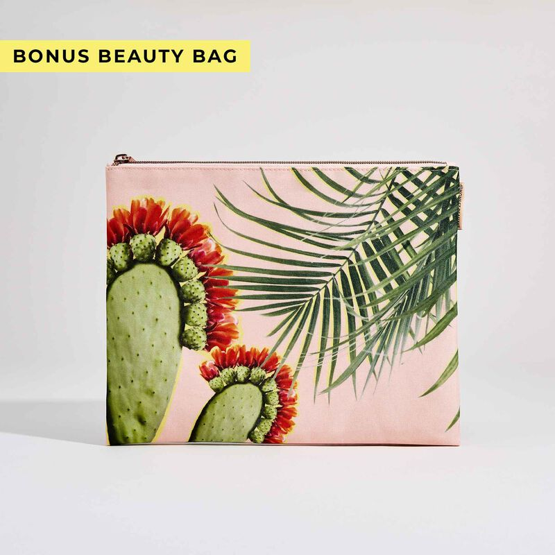 bonus beauty bag