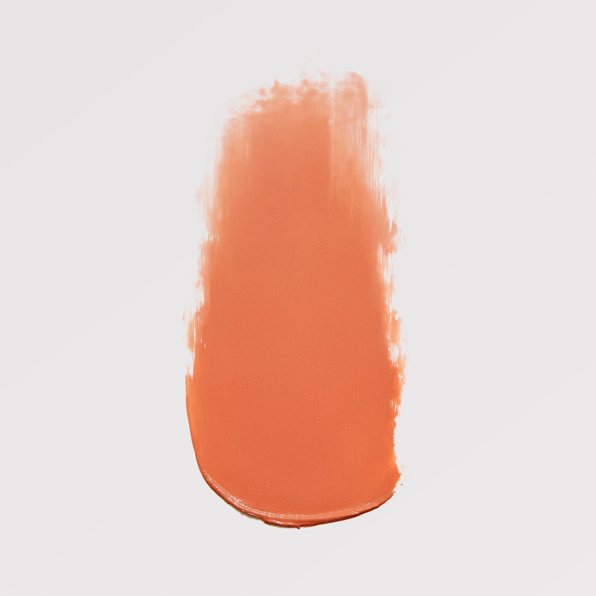 coral peach smear
