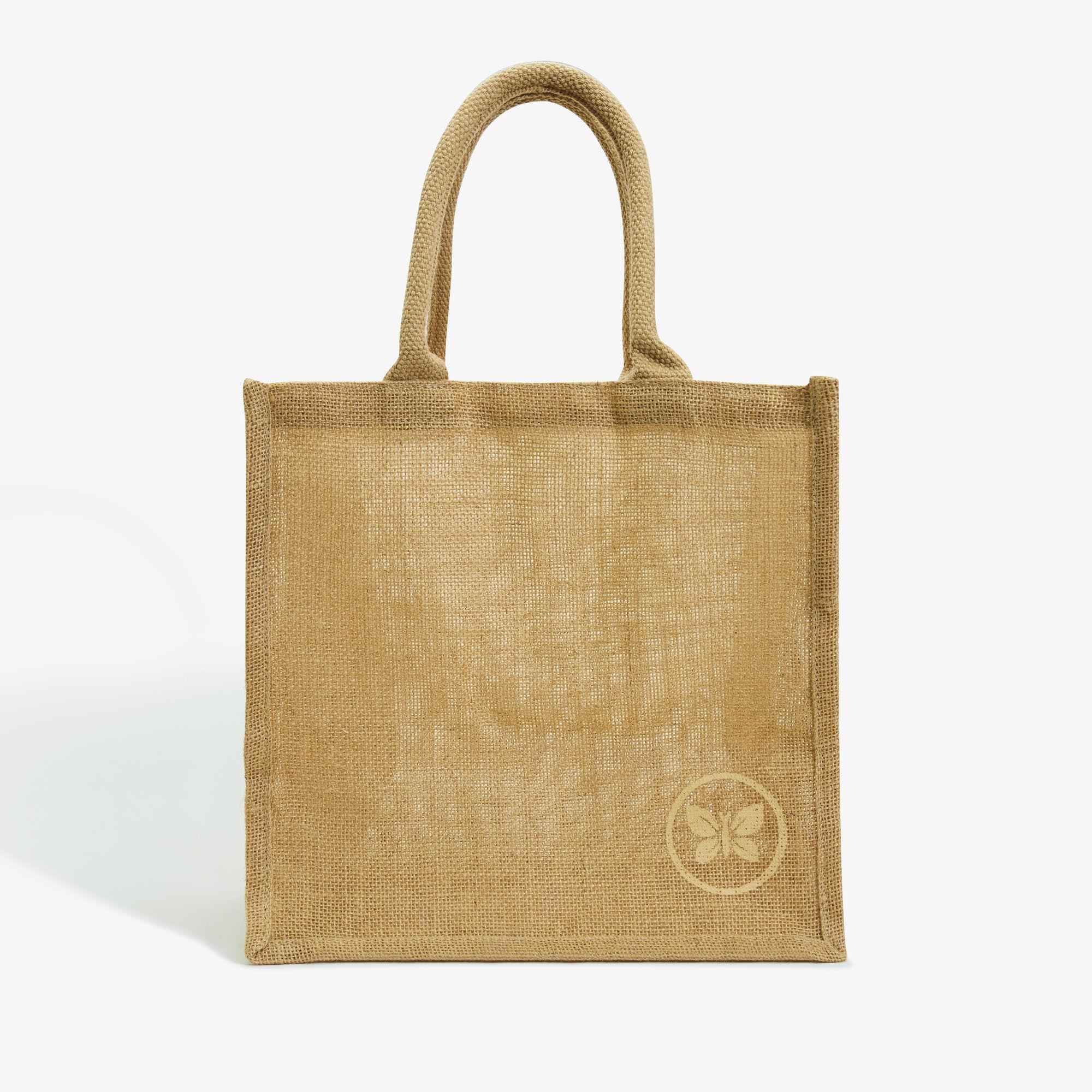 Jute Gift Bag, Medium