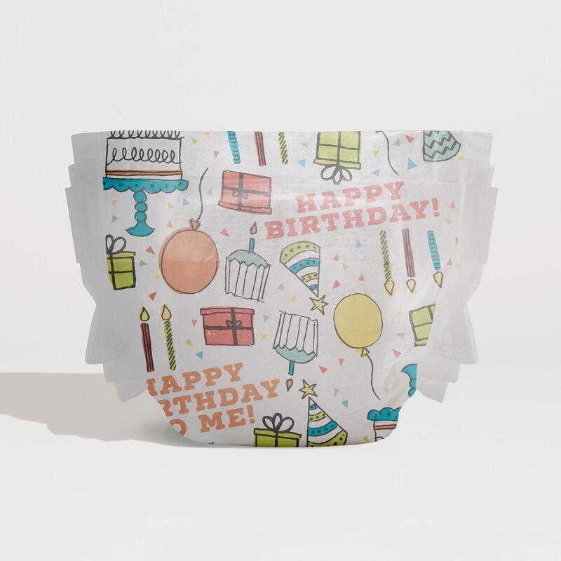 Happy Birthday Diaper
