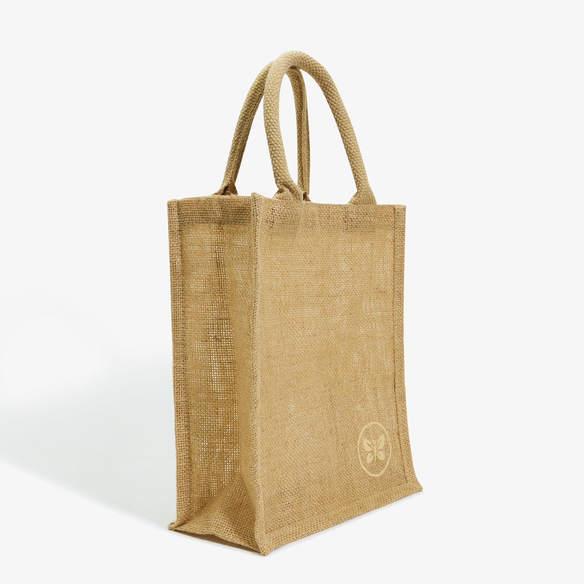 Jute Gift Bag, Small