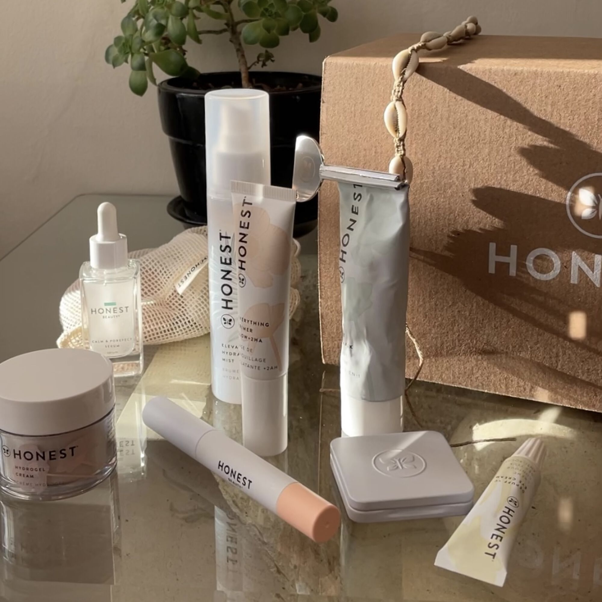Clean Beauty Starter Kit