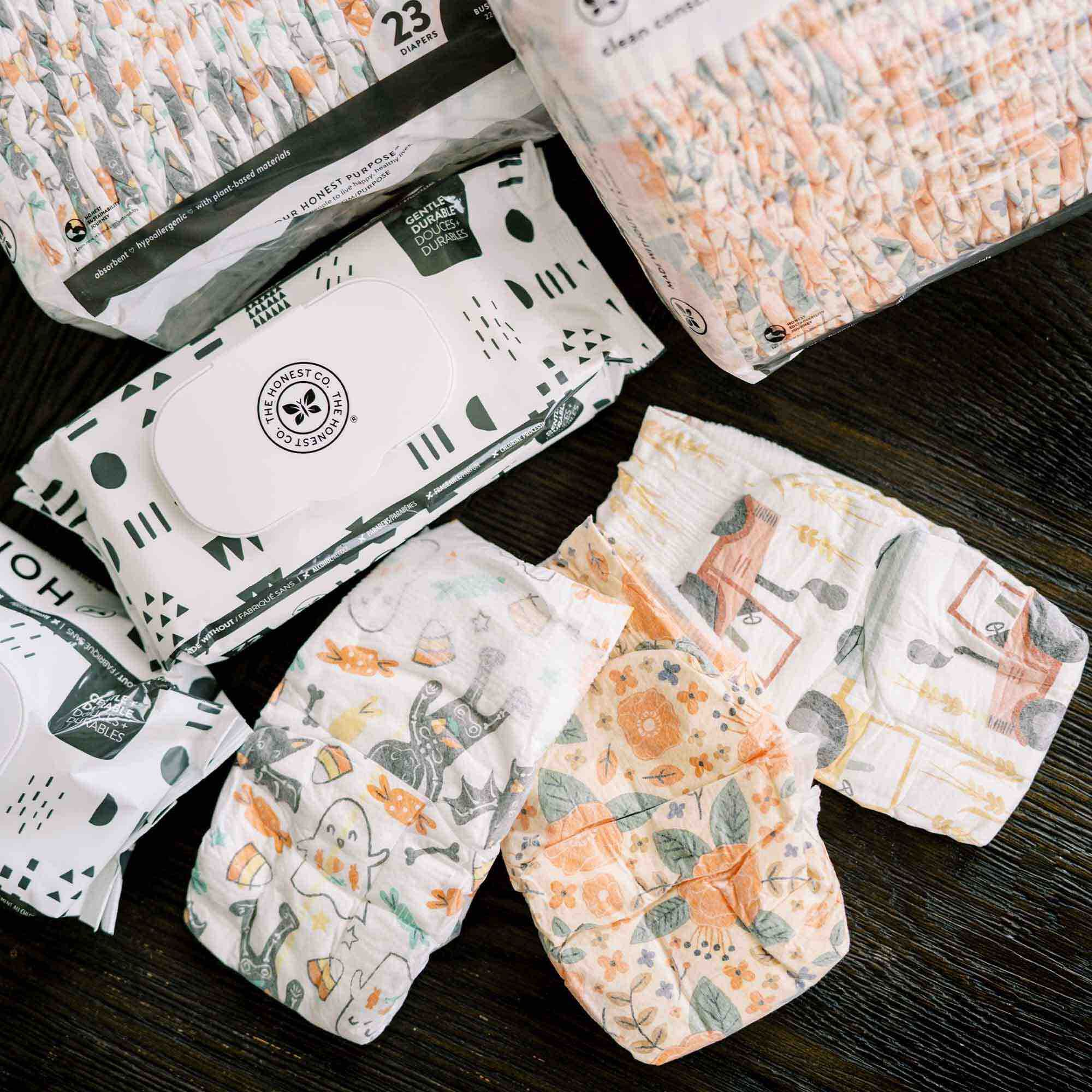 Pattern Play, 72 Count Wipes