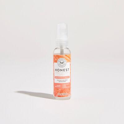 Hand Sanitizer Spray, Grapefruit Grove