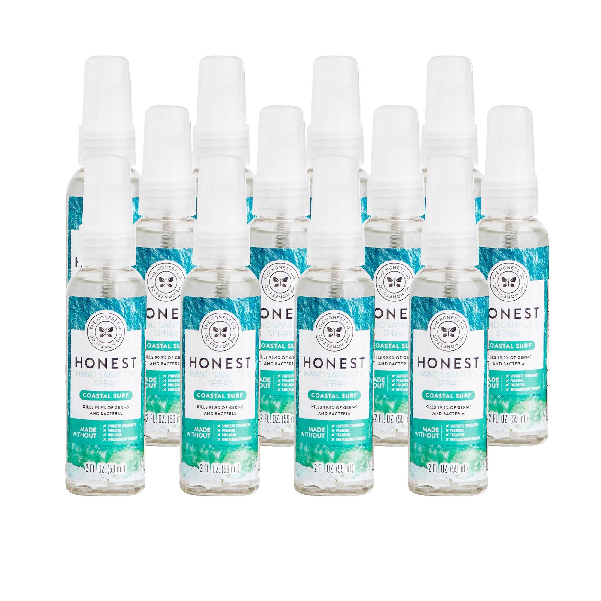 Hand Sanitizer Spray, Coastal Surf, 12-Pack