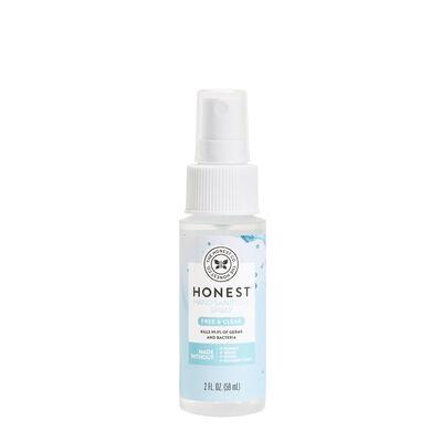 Hand Sanitizer Spray, Free + Clear