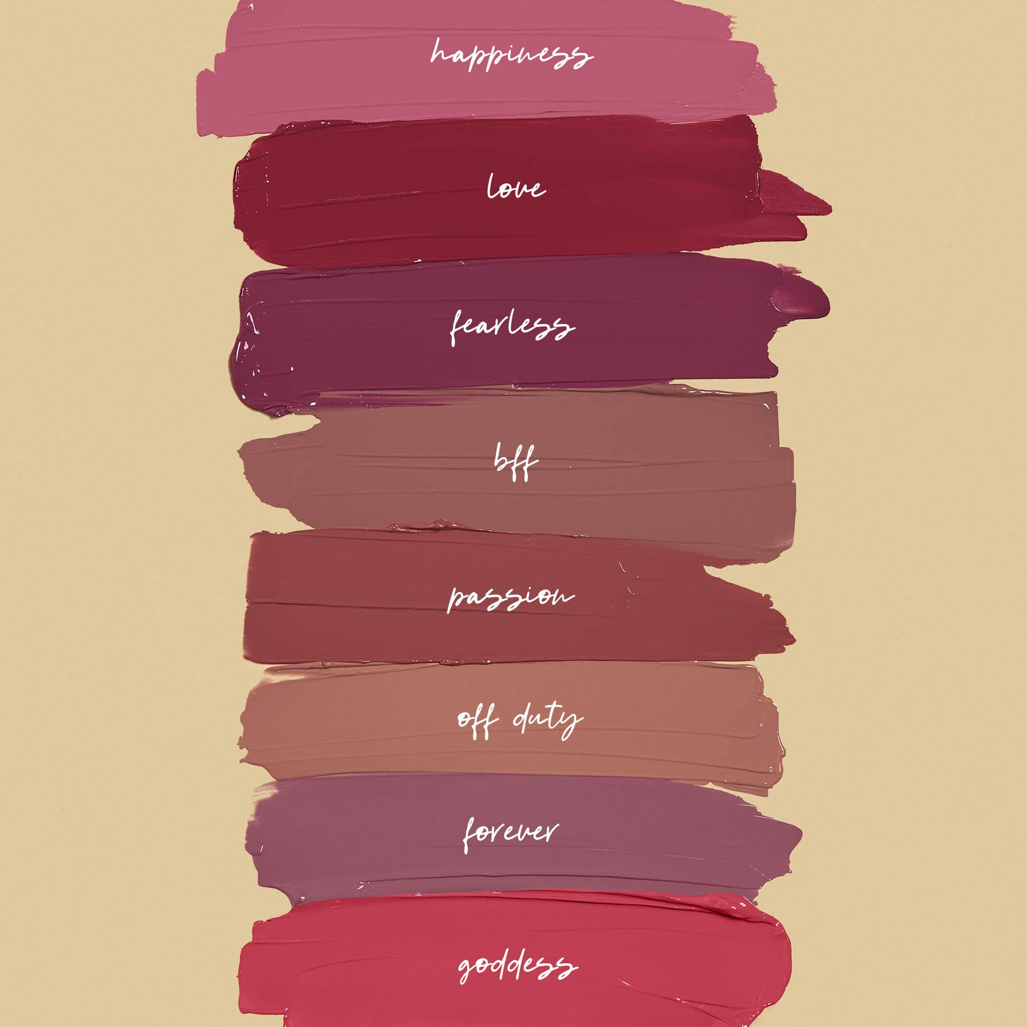 Liquid Lipstick, Love