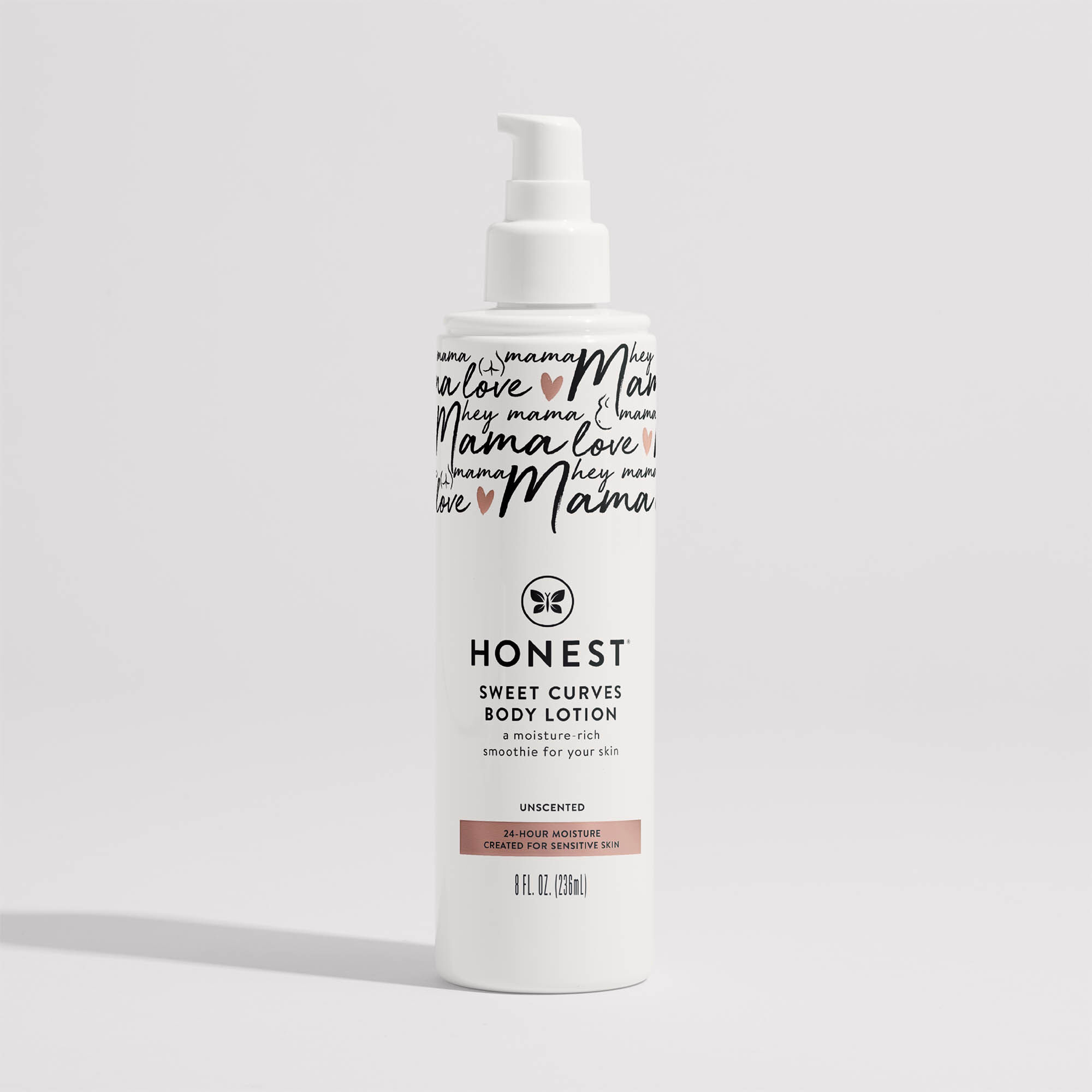 Sweet Curves Body Lotion, Top Off