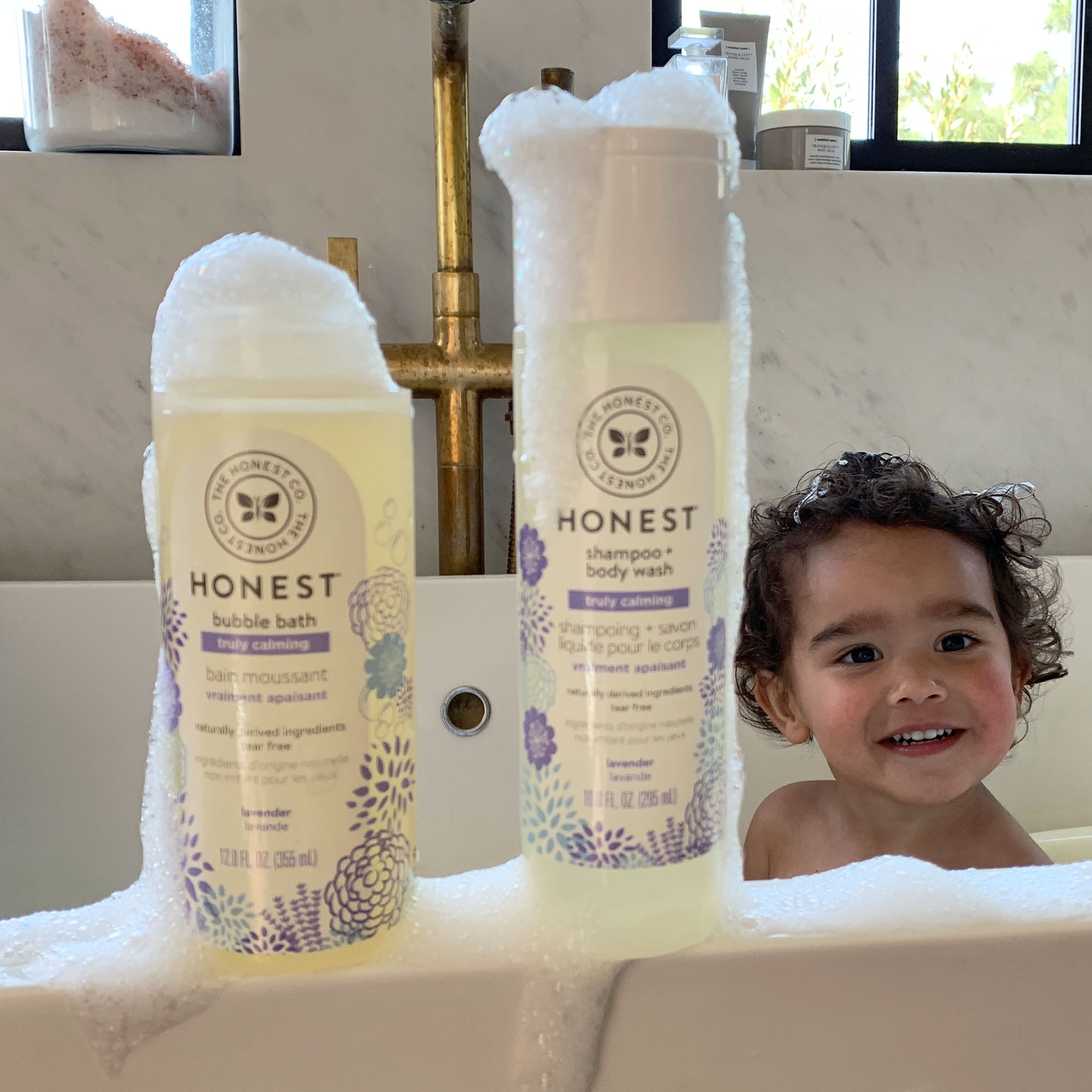 Truly Calming Bathtime Routine Kit