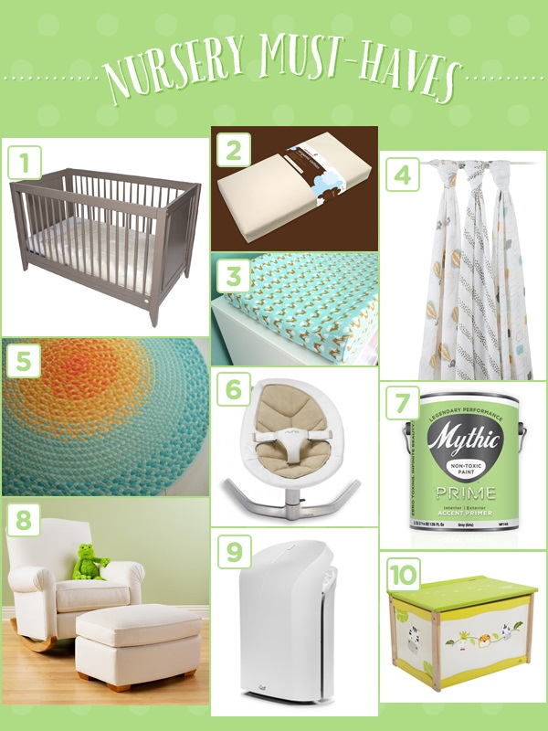 How To Create A Modern Eco Friendly Nursery For Baby The