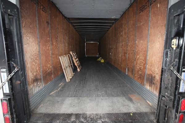 Truck Empty