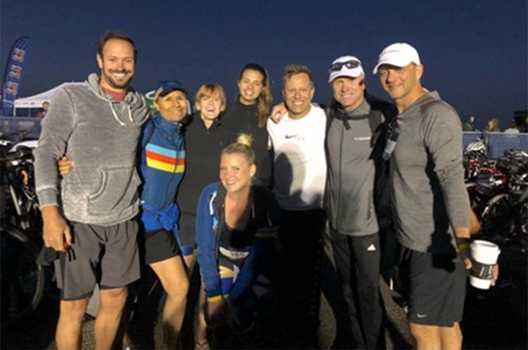 Fifth Year at the Nautica Malibu Triathlon