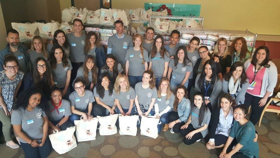 Honest Donates over 1 MILLION Diapers for families in need