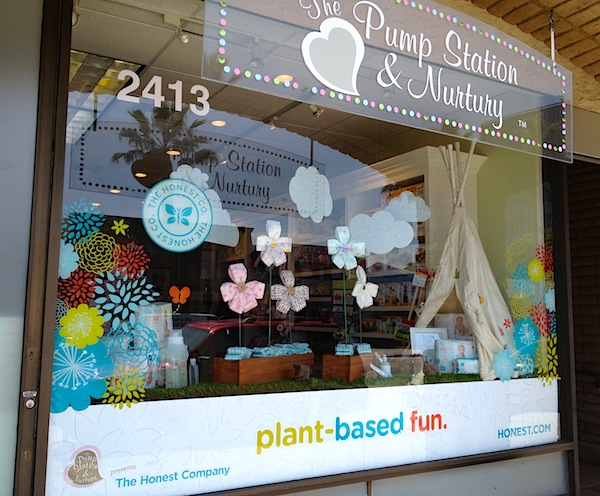 The Honest Company Boutique at The Pump Station
