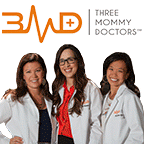 three mommy doctors