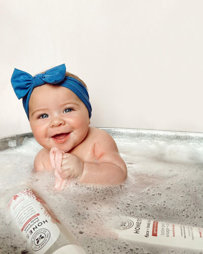 Gently Nourishing Bubble Bath