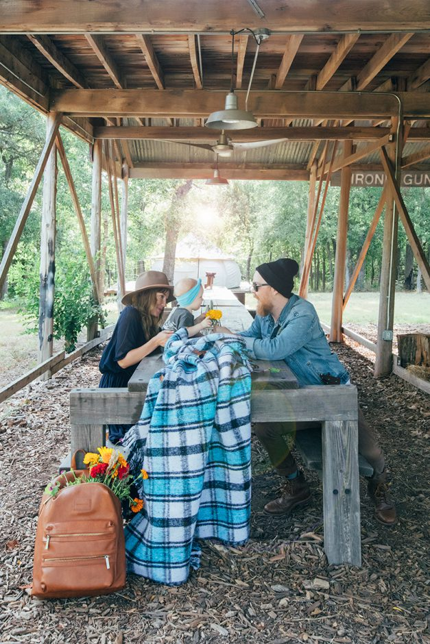 Behind the Scenes: Our Fall Shoot with Julie Holder
