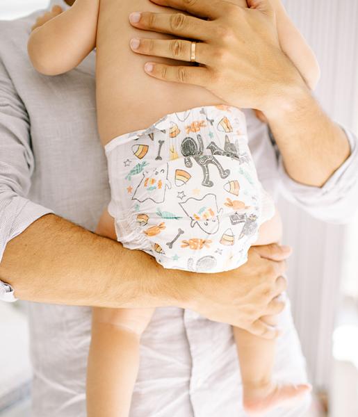 Fall Diaper Prints