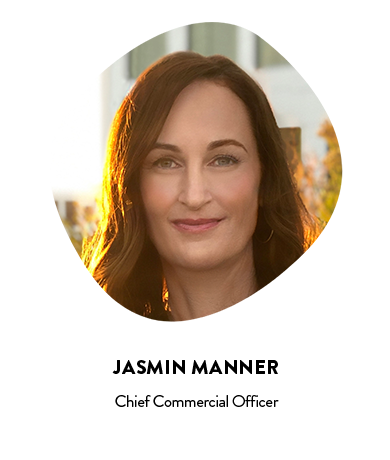 Jasmin Manner, Chief Commercial Officer
