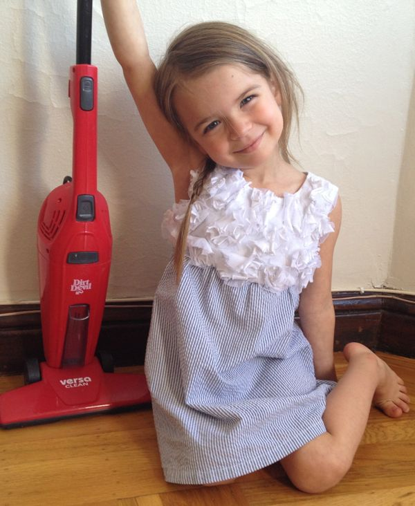Top 5 Tips for Spring Cleaning with Kids