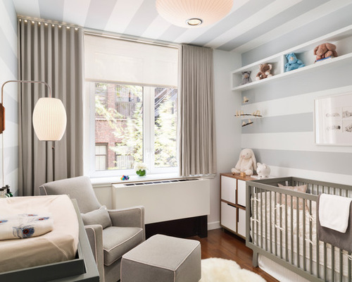 How to Decorate a Nursery to Grow With Your Baby