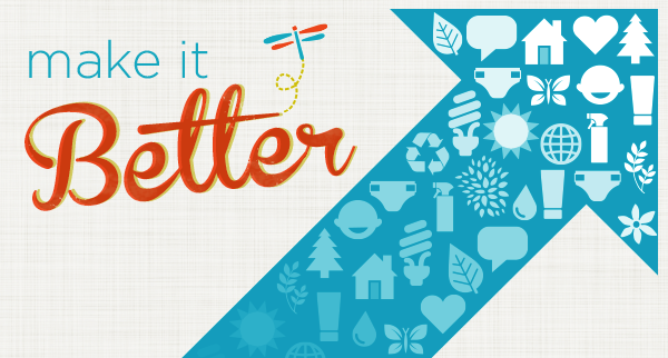 Make It Better: Easy Water Conservation Tips