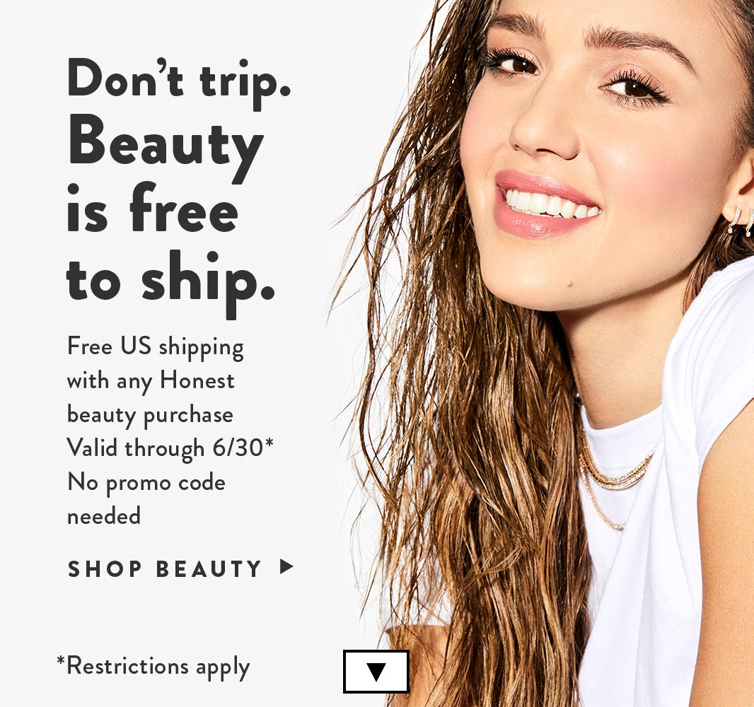 Get Free Shipping with any Beauty Purchase. Shop Now