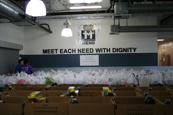 MEND Donations