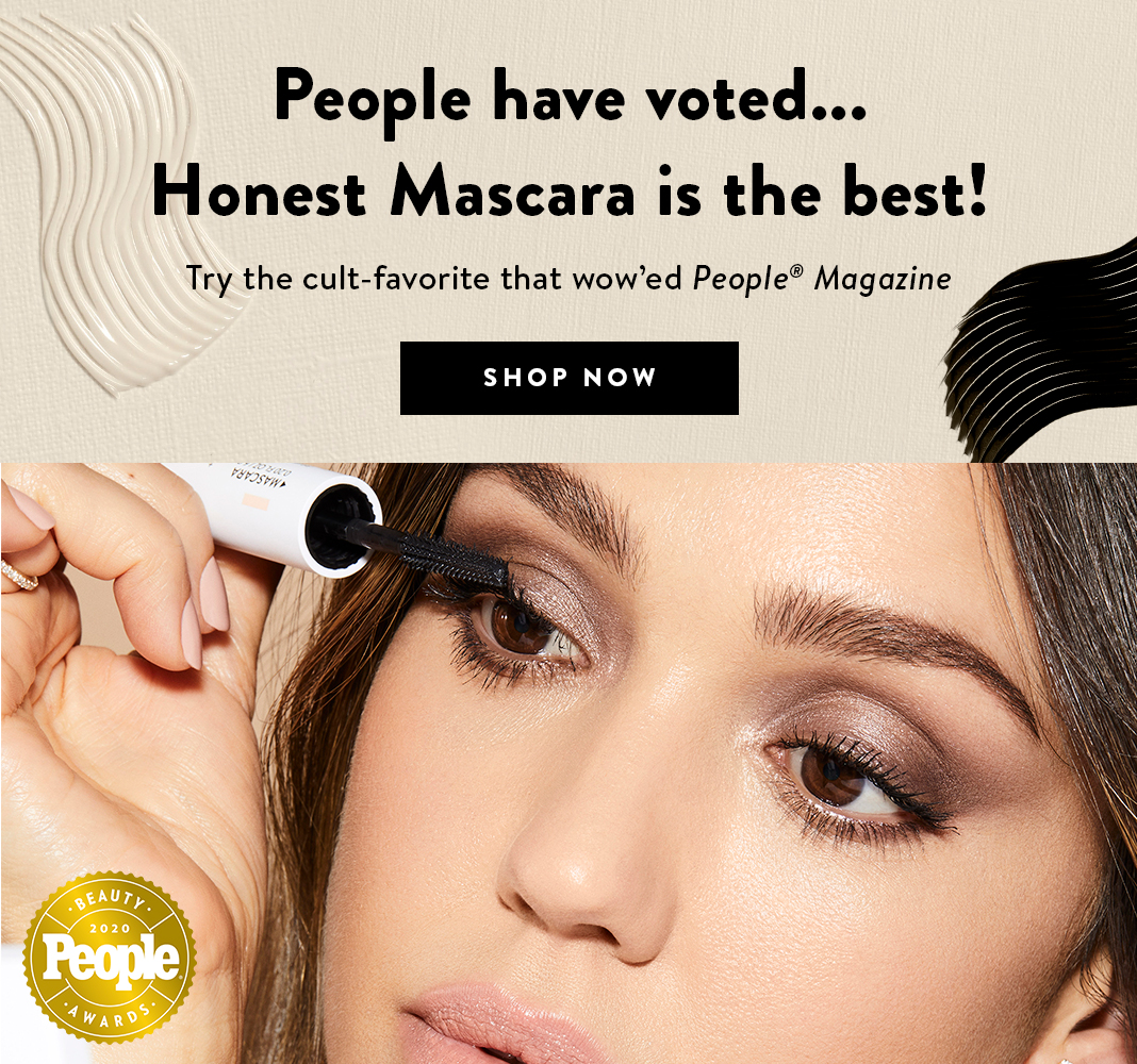 Our cult-favorite mascara wins People beauty award