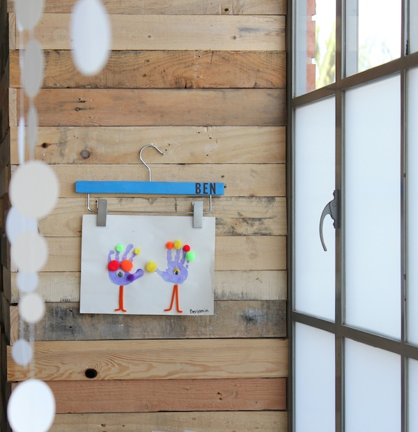 Organize Your Children's Artwork
