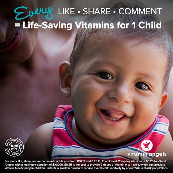 Help Vitamin Angels Fight Hidden Hunger