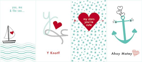 DIY Valentine Printables
