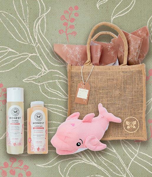 Bathtime Buddies Gift Set