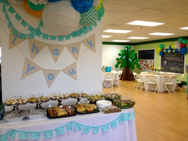Honest Pampering Party Playdate at Baby2Baby