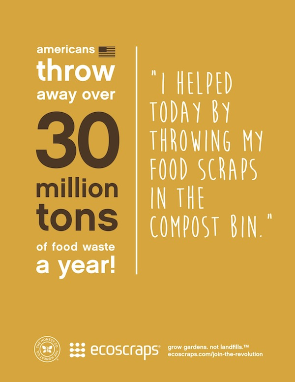 I Helped Compost!