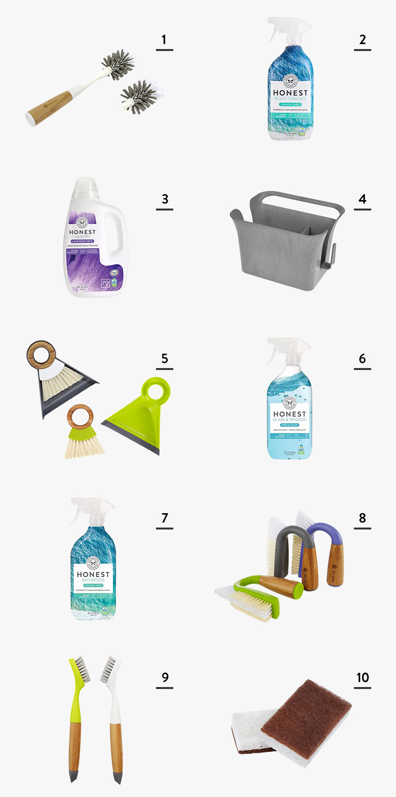 Good and Clean: Get the Job Done with Products that Look (And Feel) Good