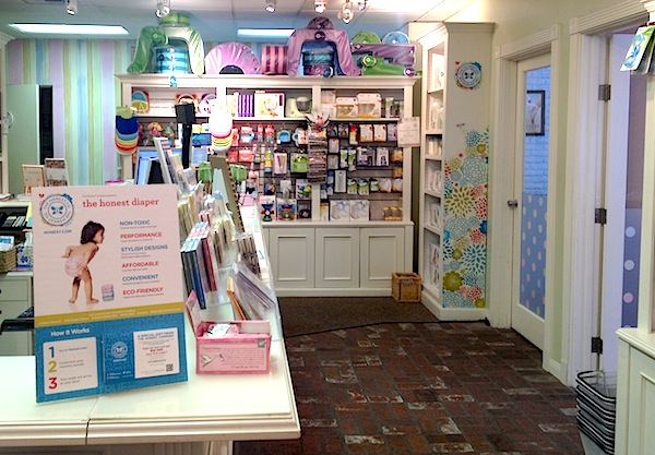 The Honest Company Micro-Boutique at The Pump Station