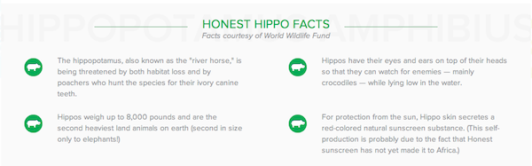 Honest Hippo Facts