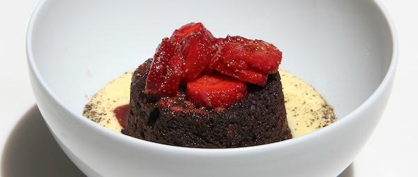 Gluten-Free Beet Ginger Chocolate Cake