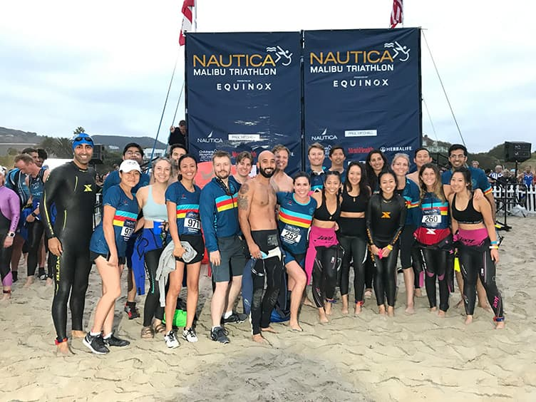 Year 4 at the Nautica Malibu Triathlon