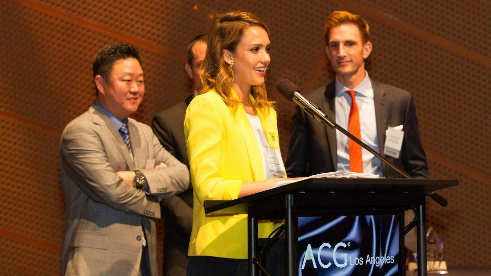 Corporate Responsibility Award from ACG LA