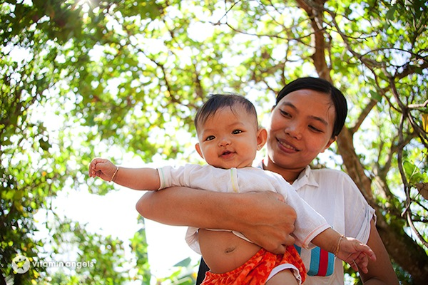 Improve Infant Health by Joining Vitamin Angels Cause