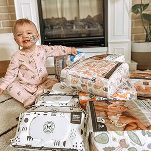 Diapers + Wipes Bundle