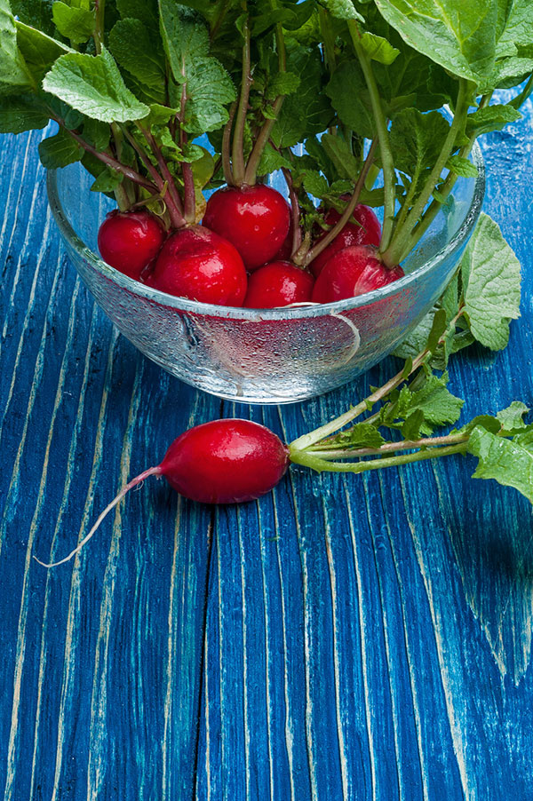 Simply Delicious Roasted Radishes