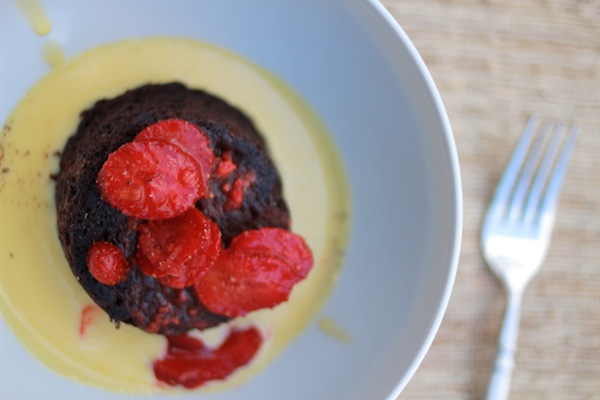 Beet Ginger Chocolate Cake by Andrew DeRaspe